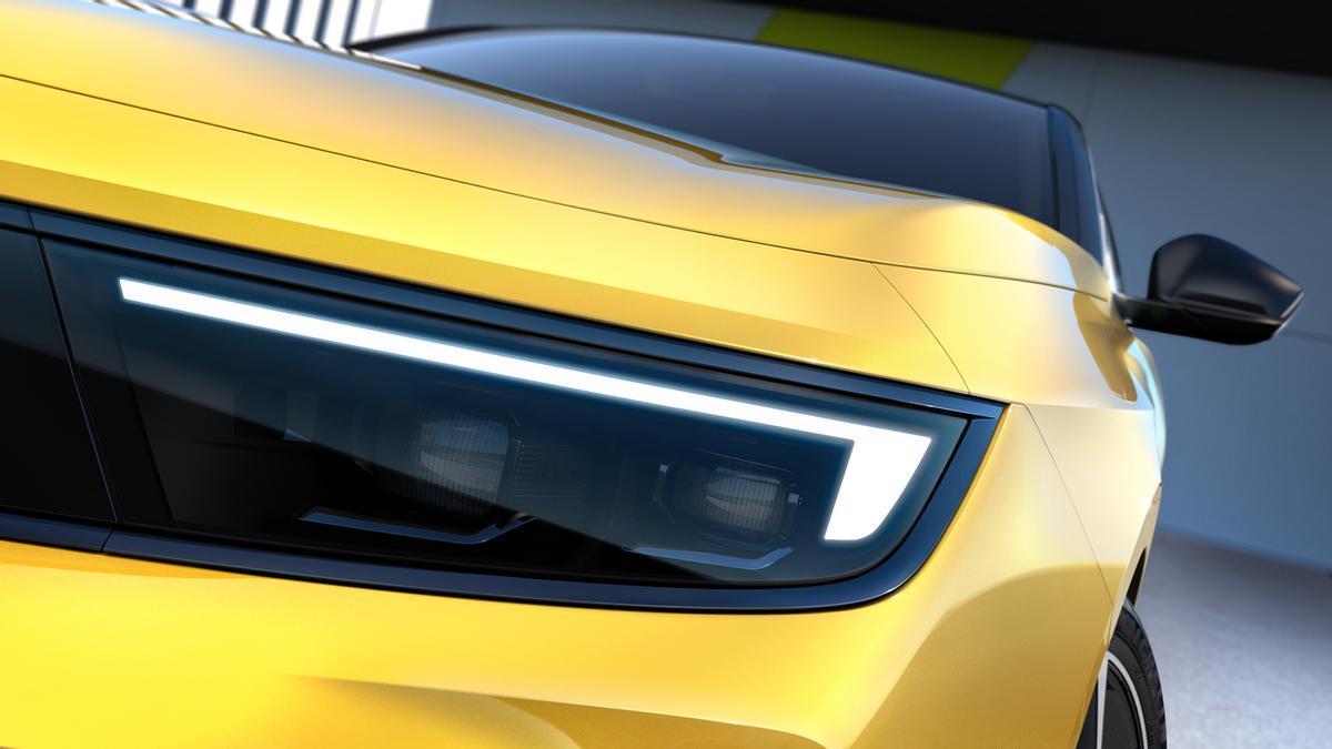 Nuevo Opel Astra, primeros detalles de un nuevo coche electrificado