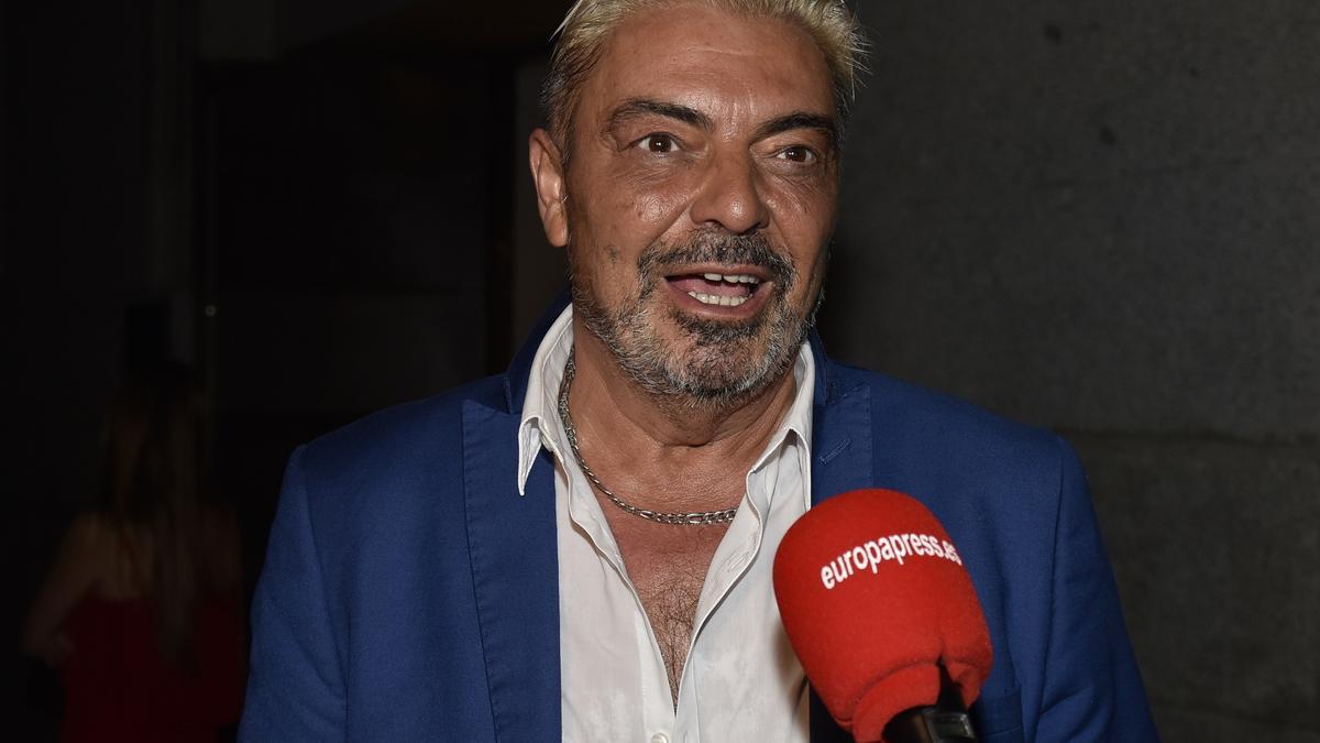 Antonio Canales estará en 'Volverte a ver'.