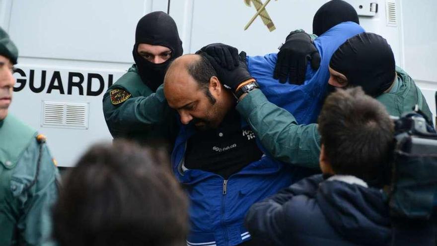 El nuevo abogado de Sinaí Giménez pide su traslado a la cárcel de A Lama