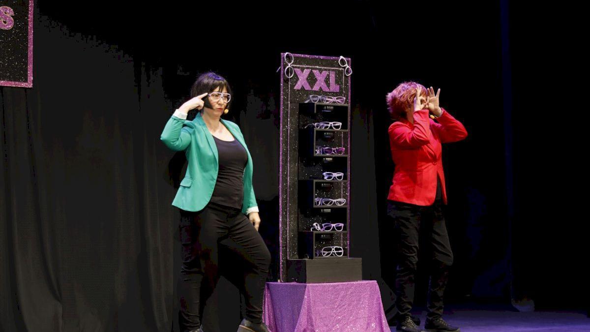 """""""Micromaqué"""", de Clown Destino Teatro, abre la programación online el jueves."""