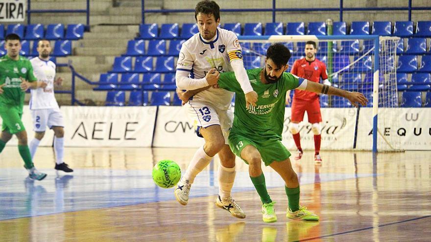 El Alzira FS deja el descenso a 6 puntos a falta de cuatro partidos