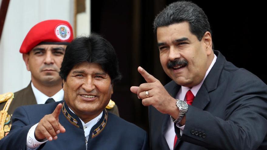 """Maduro alerta de una """"supremacía blanca"""" que busca imponerse"""