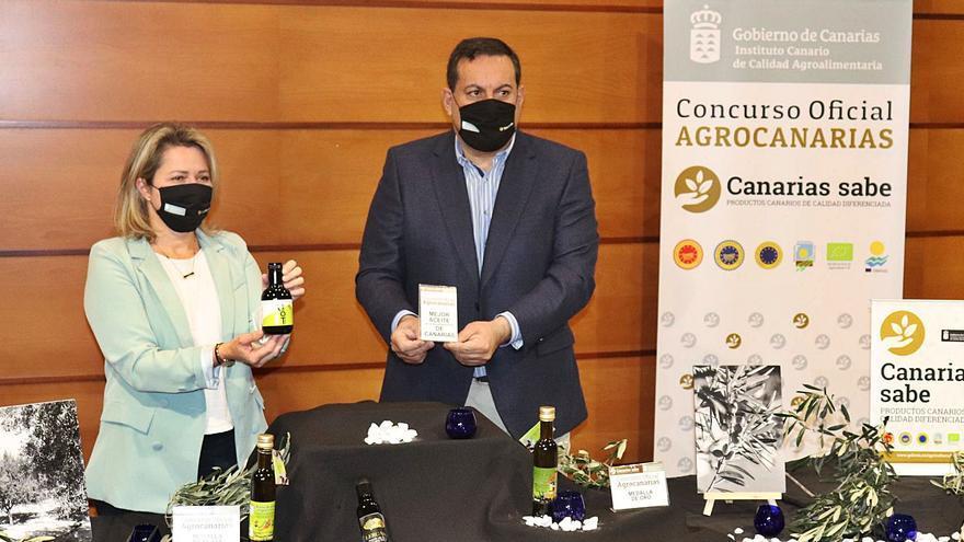Canarias destina 571.000 euros más en ayudas a los agricultores por 'Filomena'