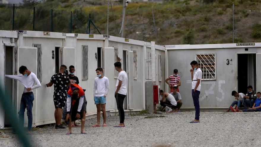 Baleares se prepara para acoger a los primeros menores extranjeros que llegaron a Ceuta