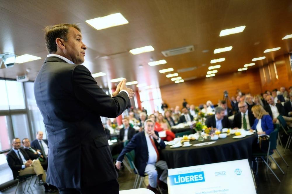 Encuentro de Líderes con José Manuel Bermúdez