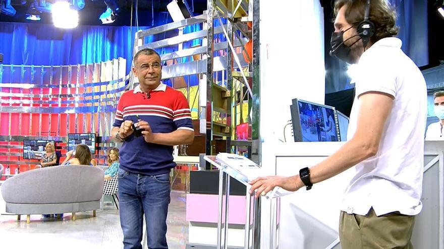 Jorge Javier Vázquez se pronuncia sobre los indultos y deja un recado para Toni Cantó