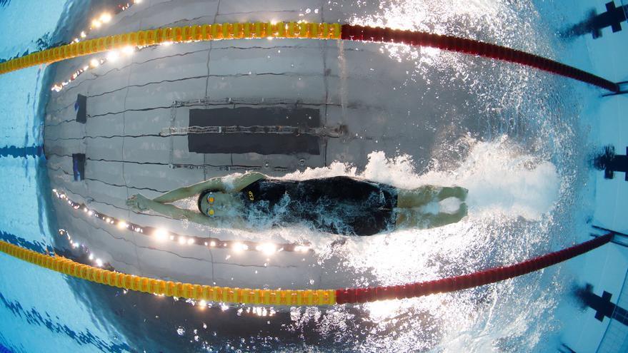 La nadadora Lidón Muñoz, eliminada en los 50 libre