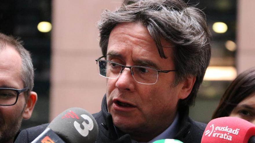 """Puigdemont veu """"fonamental"""" que hi hagi un mediador """"si es vol arribar a acords de veritat"""""""