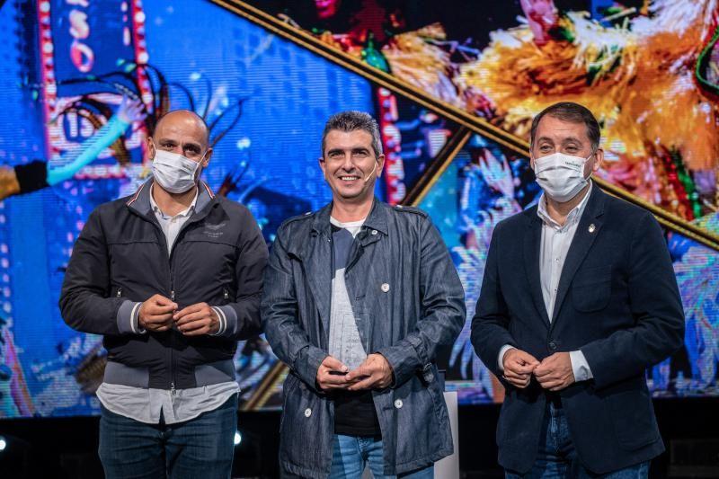 La Noche de las Comparsas, en el Carnaval virtual de Santa Cruz 2021