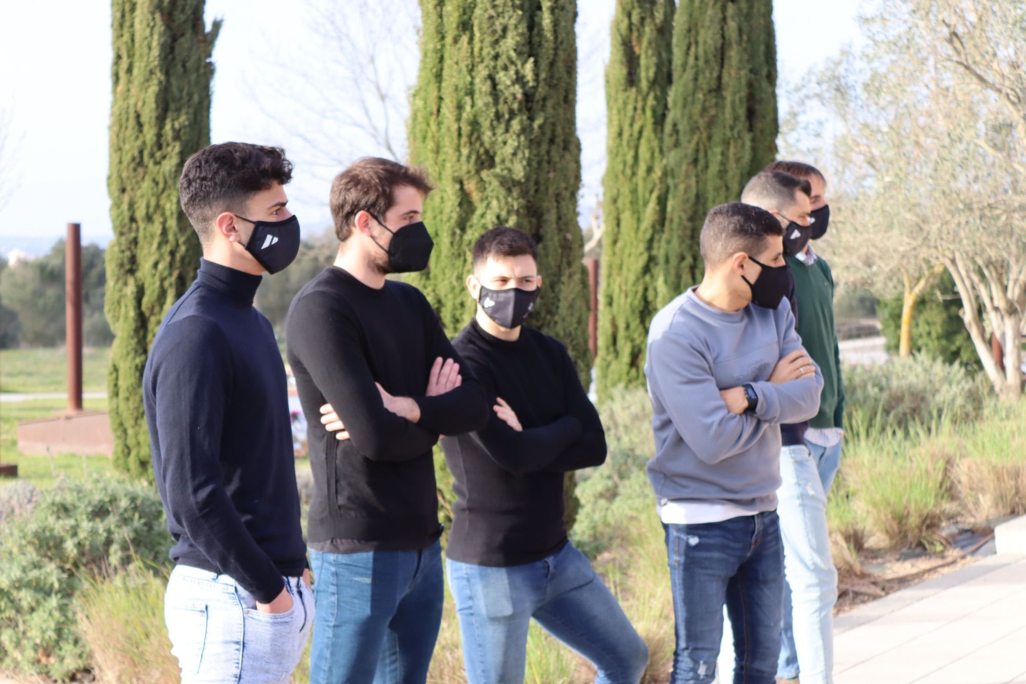 Último adiós a Miquel Jaume, presidente del Palma Futsal