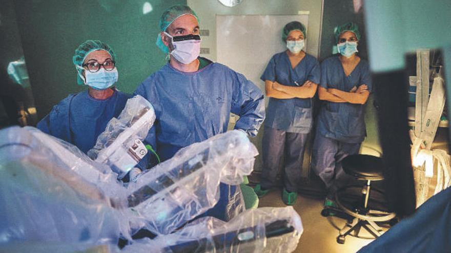 La Covid-19 obliga a demorar las cirugías de más de 2.000 pacientes en las Islas