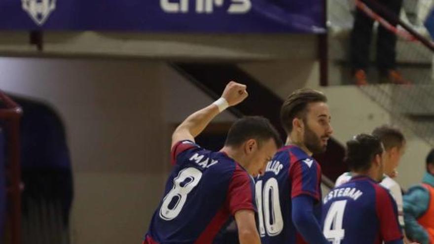 Levante UD FS - Córdoba (3-1)