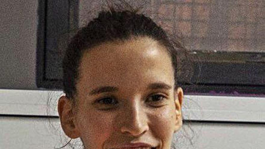 "Marta Montoliu, capitana del Quesos El Pastor: ""Nos hemos dejado ir demasiado pronto"""