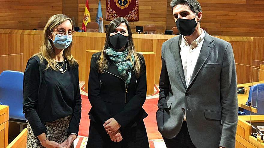 El PSOE pide sin éxito en el Parlamento revertir recortes sanitarios en Forcarei y Soutelo