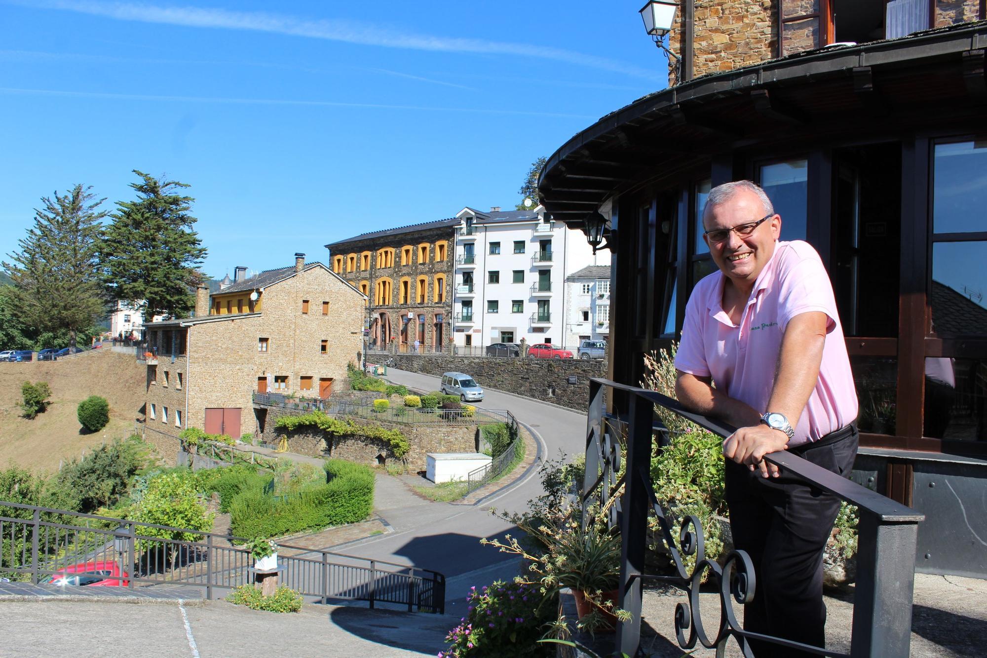 De guapo subido en Santalla (Santa Eulalia): Un balcón a la belleza de los Oscos