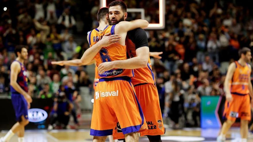 Dubljevic entra en el olimpo del Valencia Basket