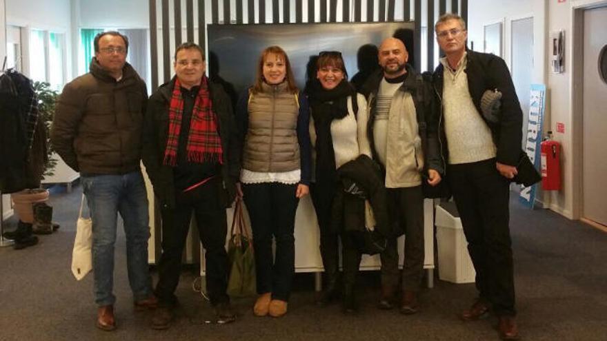 Santa Lucía presenta en Suecia un campus de verano para estudiantes de intercambio