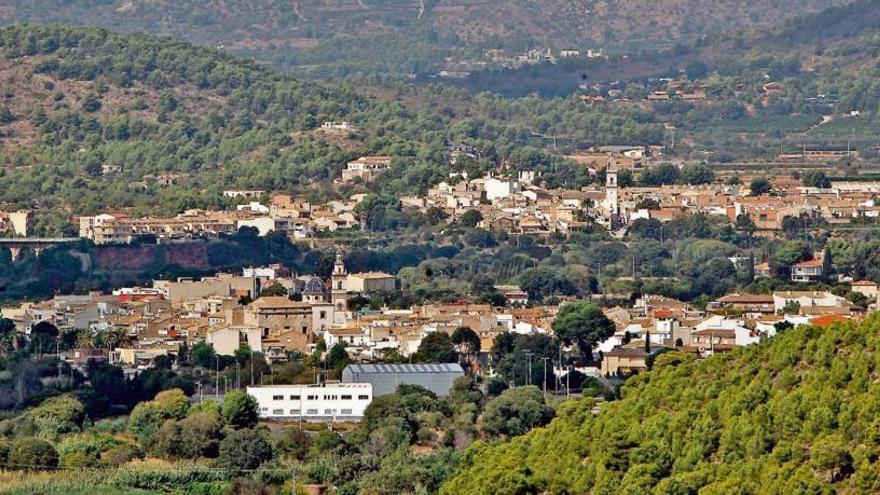 'Desaparecen' en Albalat dels Tarongers más de 40.000 m2 de parcelas de una herencia
