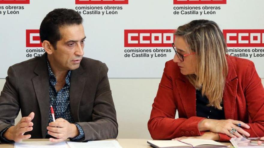 """CC OO advierte a Mañueco de que tiene a 85.000 trabajadores """"cabreados"""""""