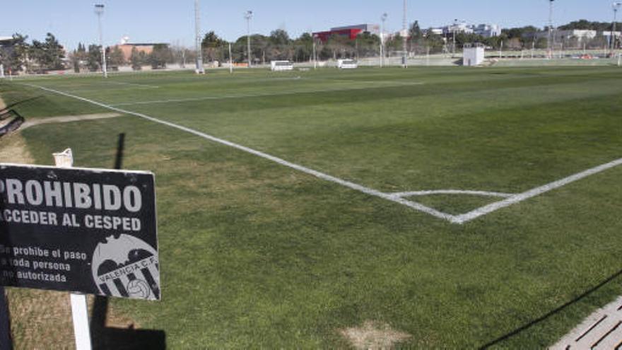 El Valencia proyecta una nueva residencia en Paterna