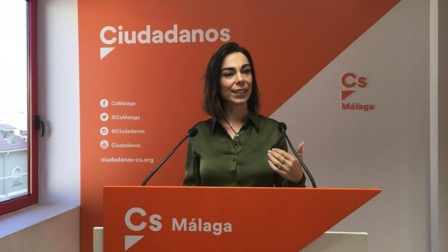 Teresa Pardo, nueva portavoz de Ciudadanos en el Parlamento andaluz