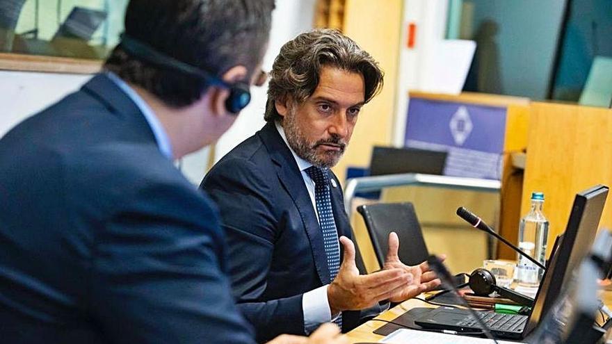 Matos reivindica el papel de las regiones en la Conferencia sobre el futuro de Europa
