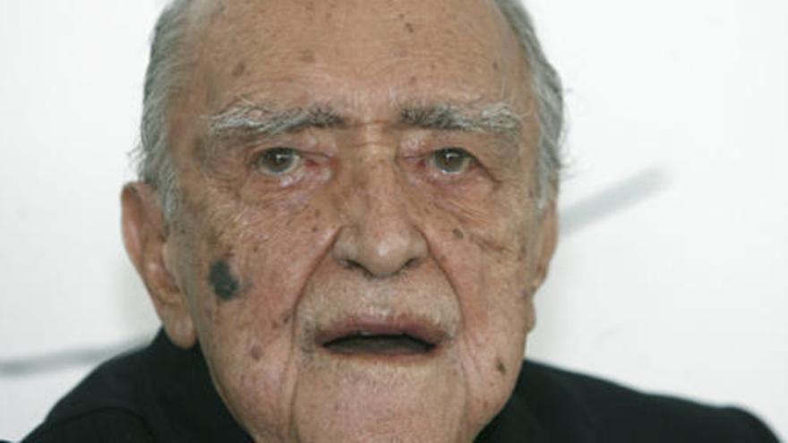 Se agrava el estado de salud del arquitecto Oscar Niemeyer