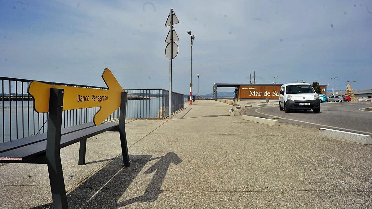 El incidente previo al supuesto tiroteo se registró en las inmediaciones de la Estación Marítima.