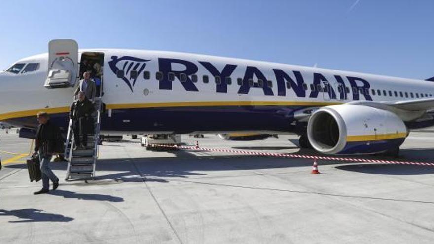 Ryanair ofereix vols des de 9,99 euros a Regne Unit