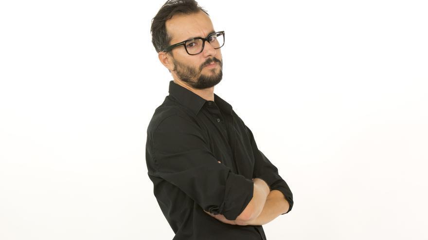 "Jair Domínguez: ""O somies en la possibilitat d'un canvi o et suïcides"""