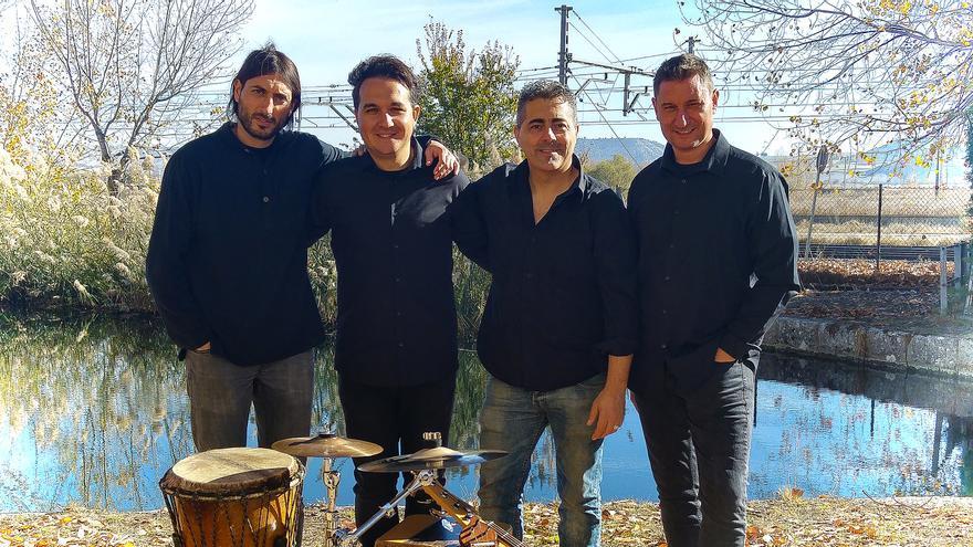 """Lévid Cuarteto Folk cierra en Toro el ciclo """"Las Piedras Cantan"""""""