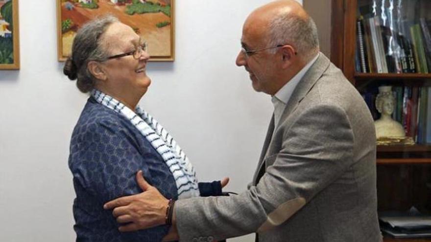 La Fundación Vicente Ferrer agradece la ayuda de Canarias