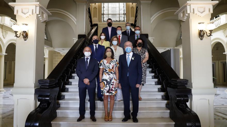 El apoyo al turismo pone de acuerdo a la Mesa del Parlamento de Andalucía