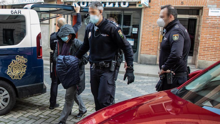 Segunda detención por el caso del jefe de Jardines en Zamora: la administradora de varias empresas en La Coruña