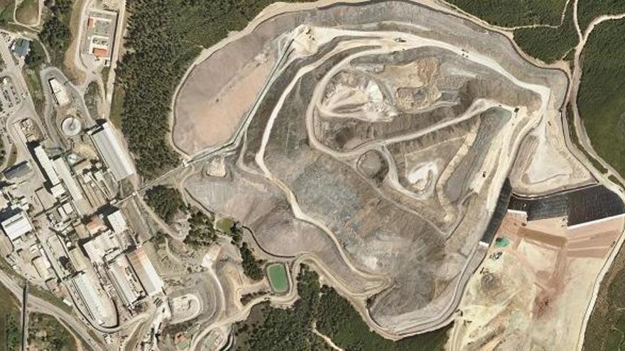Montsalat diu que no es pot canviar el PDU de la mineria dos anys després d'aprovar-lo