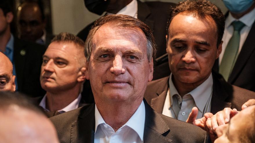 Bolsonaro se resiste a cumplir cuarentena tras el contagio de su ministro de Salud en EEUU