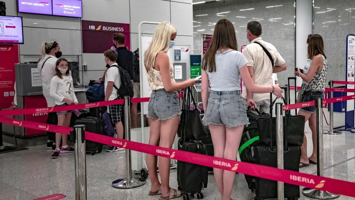 España trabaja para que Reino Unido excluya a Baleares de su cuarentena