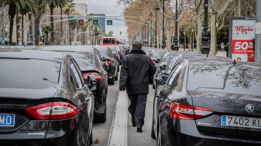 Cabify vol ser plataforma de transport i treballar amb taxistes
