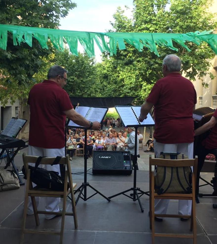 Sant Joan al Pont del Diable. Missa+contes+concert de QVoce