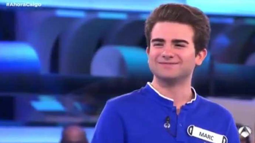 """Un concursante de 'Ahora Caigo': """"Quemaría los 100.000 euros porque me la suda"""""""
