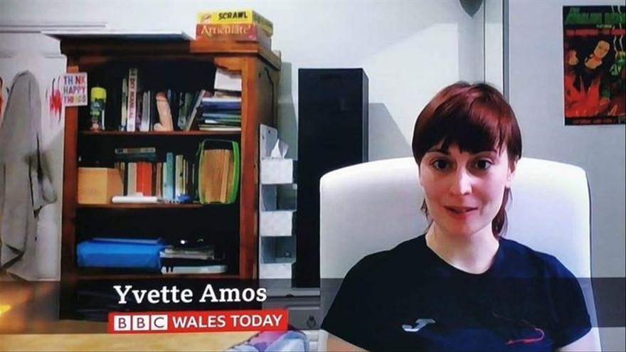 Un juguete sexual, el indiscreto protagonista de un directo de la BBC