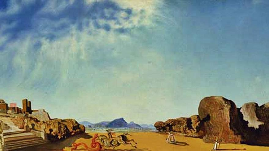 El quadre de Dalí que va pagar els deutes de Tarradellas