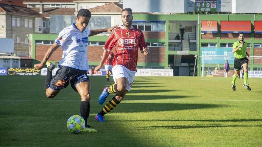 El Ourense C.F. cuida del liderato