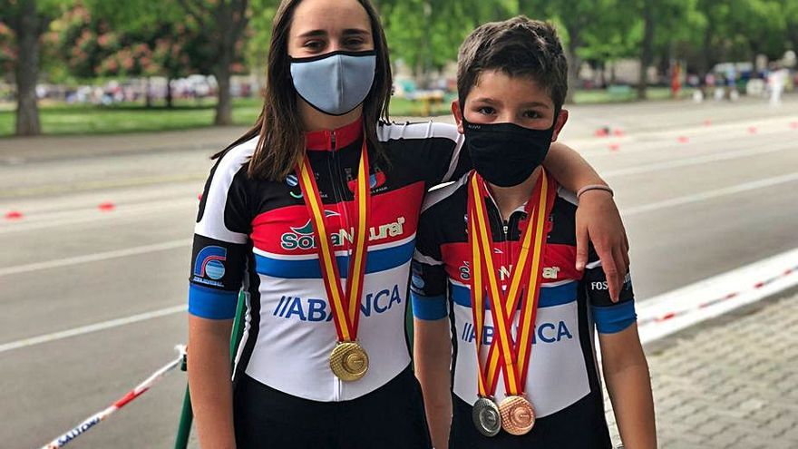 Balsa y Cal triunfan en el Nacional
