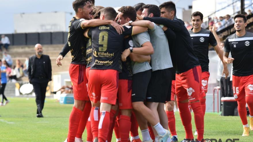 DIRECTO   CD Tudelano - Zamora CF   Sigue con nosotros el minuto a minuto
