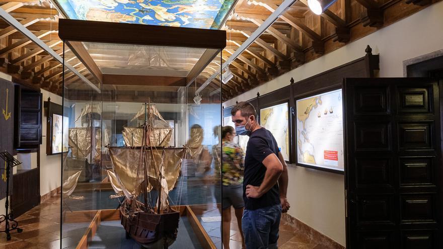Los Museos del Cabildo recuperan las visitas presenciales con casi 68.000 personas en lo que va de año