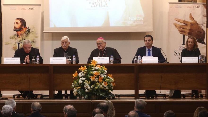 El tercer Congreso Internacional Avilista reunirá a un centenar de participantes en Córdoba desde hoy