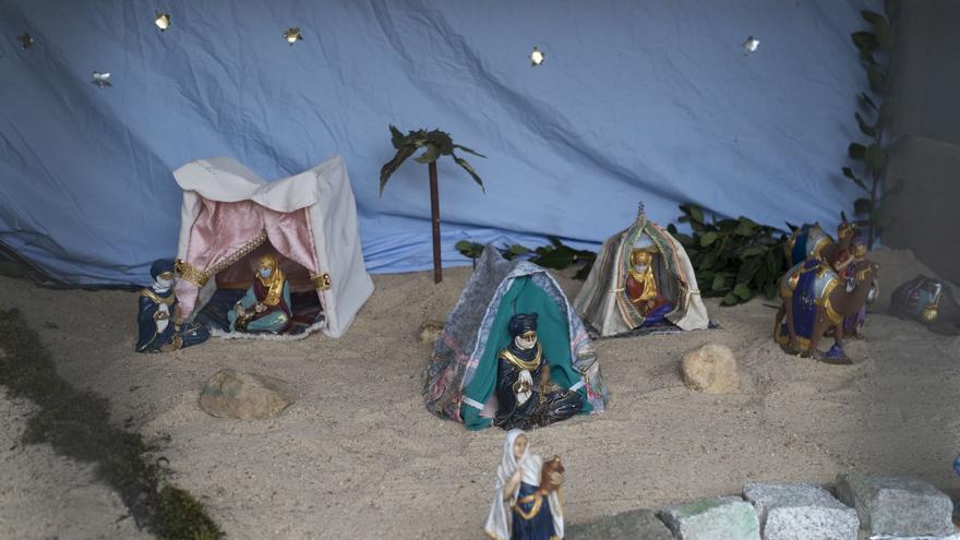 Fermoselle organiza un concurso de Belenes y de Árboles Navidad