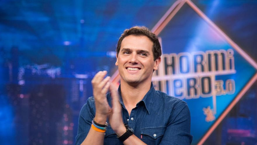 Rivera reaparece en televisión de la mano de Pablo Motos