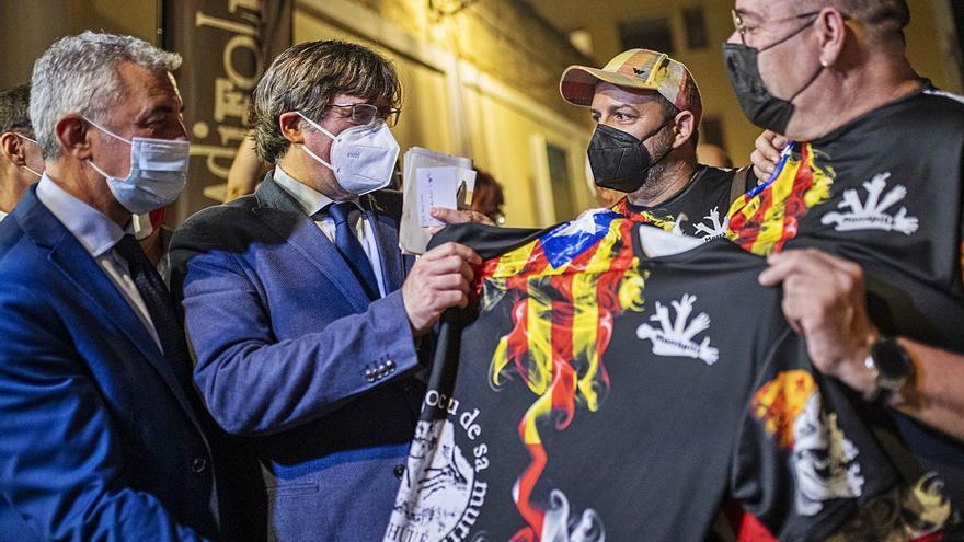 Und wieder Störfeuer in der Katalonien-Frage